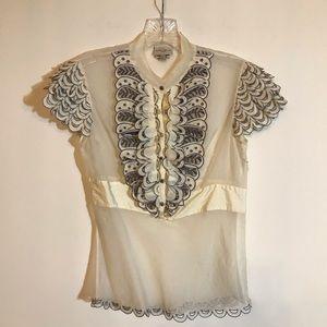Karen Millen blouse.